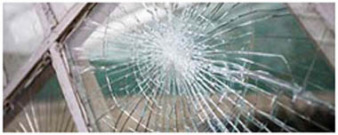 South Benfleet Smashed Glass